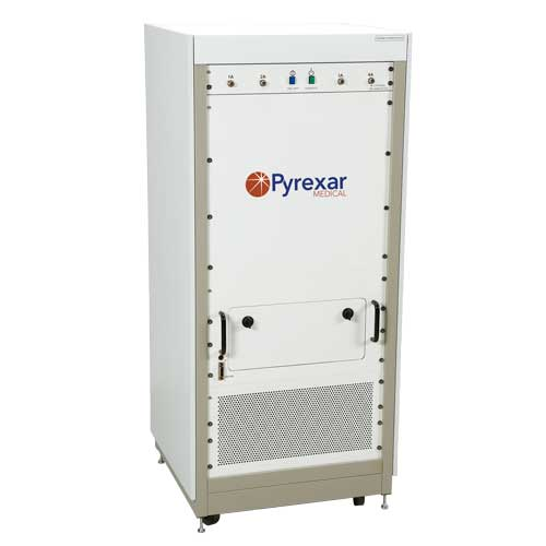 Pyrexar 75-120 MHz Four-Channel Power Amplifier