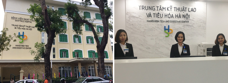 High Tech Digestive Center Hanoi Vietnam