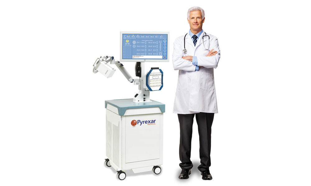 BSD 500 Superficial and Interstitial Hyperthermia Cancer Treatment System